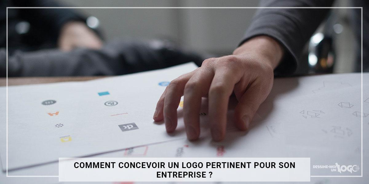 Comment concevoir un logo pertinent pour son entreprise ?
